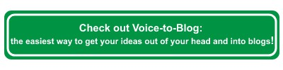 get-your-ideas-out-of-your-head-voice-to-blog-service