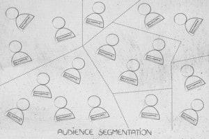 image of audience segmentation