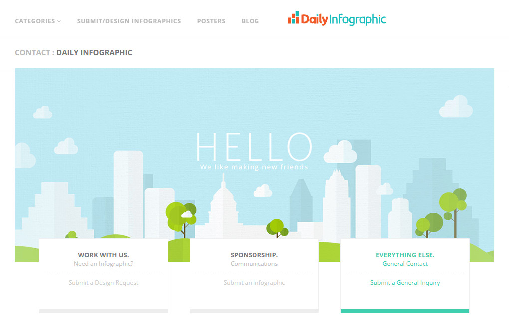 daily-infographics-homepage-screenshot