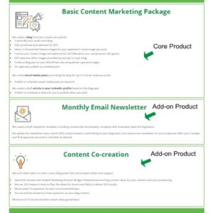 NoBull-content-marketing-productised-services-and-add-ons