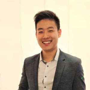 Portrait of HD Tang - specialist in Facebook advertising for small business