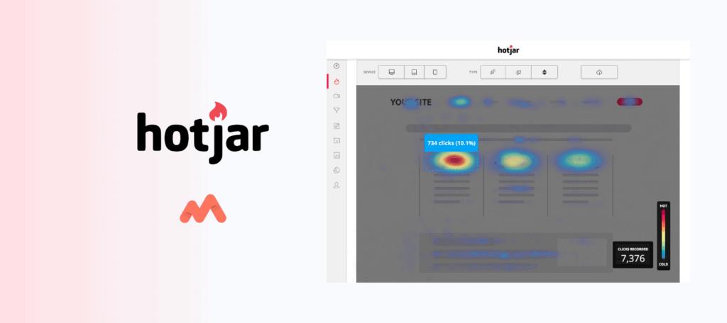 hotjar-heatmap-marketing-tests