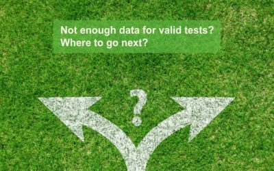 Marketing tests to help you improve – without big data!