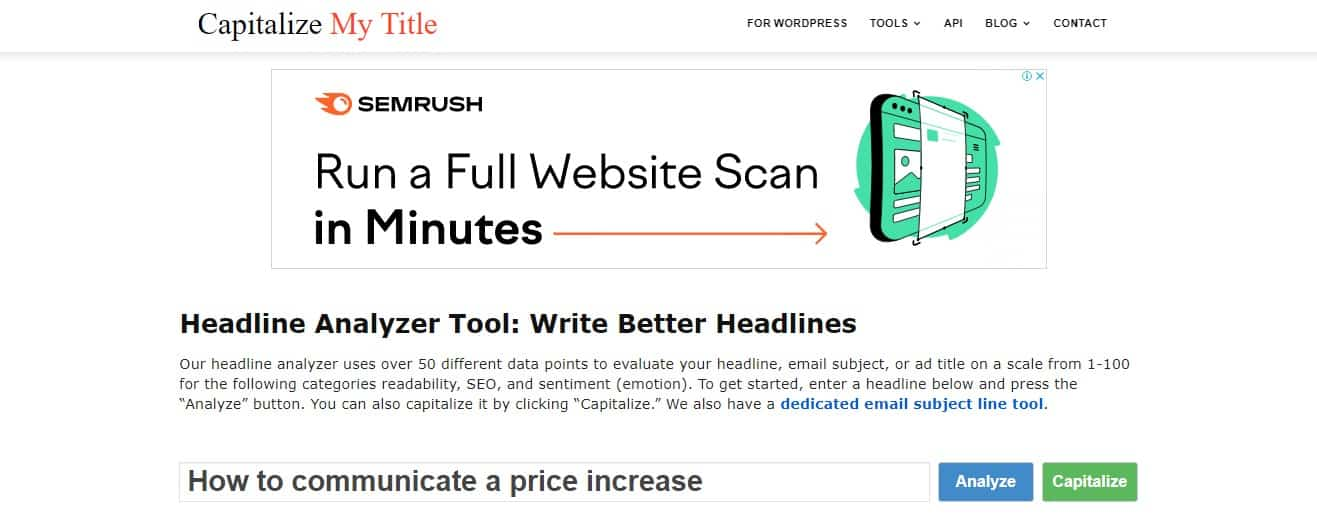 Capitalize-My-Title-headline-analyser-homepage