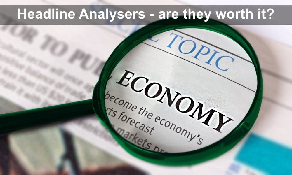Comparing Headline Analysers