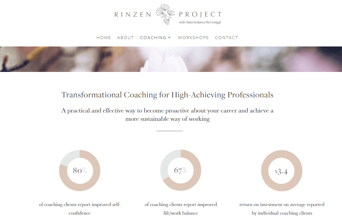Rinzen-Project-service-page